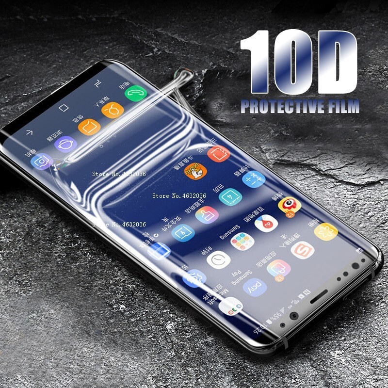 10d Full Coverage Edge Soft Hydrogel Film For Samsung Galaxy A10 A50 A 20 30 40 60 70 80 90 M 10 20 30 2019 Screen Protector Complete Range Of Articles