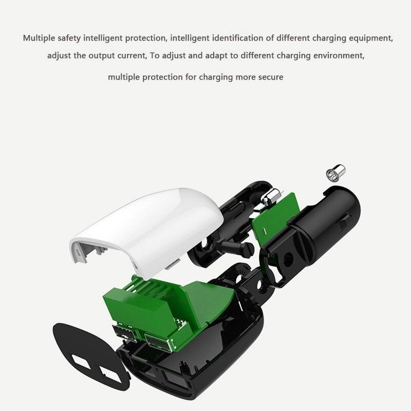 Ganda USB Universal Car Charger 5 V 3.4A Tegangan Mobil Diagnostik - Aksesori dan suku cadang ponsel - Foto 4