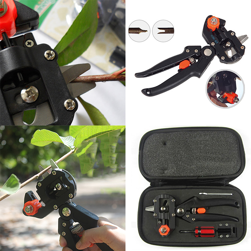 DWZ Pro Garden Trees Fruit Grafting Pruning Shears Scissor Cutting Tools Suit SetDWZ Pro Garden Trees Fruit Grafting Pruning Shears Scissor Cutting Tools Suit Set