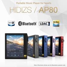 Hidizs AP80 Hi-Res ES9218P Bluetooth FM Radio de música de alta fidelidad MP3 jugador tecnología LDAC USB DAC DSD 64/128 FM Radio HibyLink FALC DAP