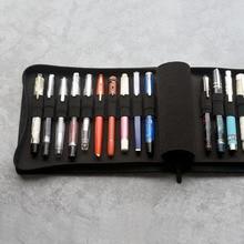 Kaco Alio Pen Opbergtas Voor 20 Pennen Rits Warterproof Pen Opbergtas Zwart Xiomi Pen Case Houder Pouch potlood