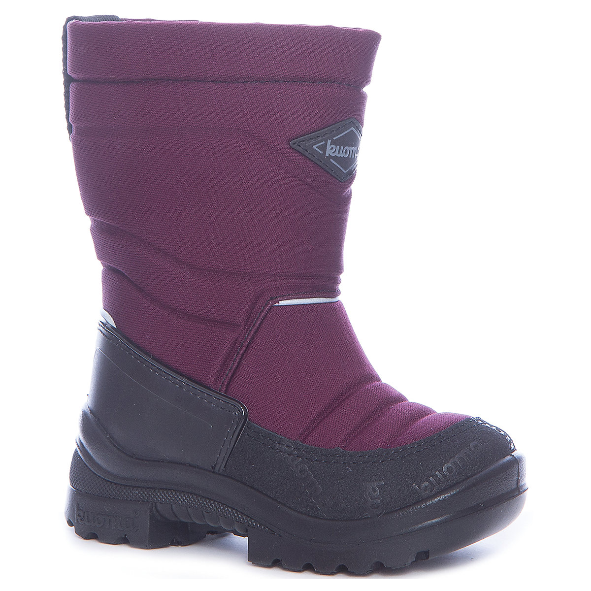 Boots KUOMA for girls 7047333 Valenki Uggi Winter shoes Children Kids