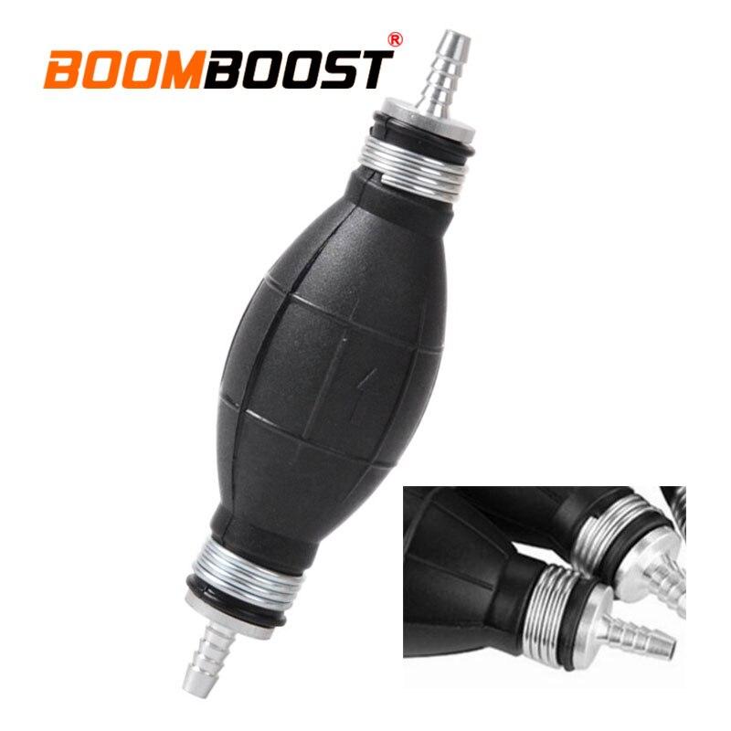 10mm Fuel Pump Line Hand Primer Bulb All Fuels Compatible Car Boat Marine Outboard 10MM
