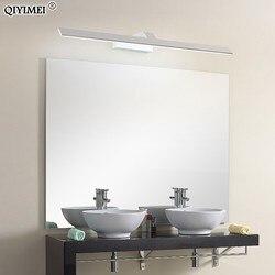 Światła led do domu kinkiety do łazienki wodoodporne białe ramki kieszonkowe z podświetleniem led lampa nowoczesne oświetlenie wewnętrzne lustro lampara pared