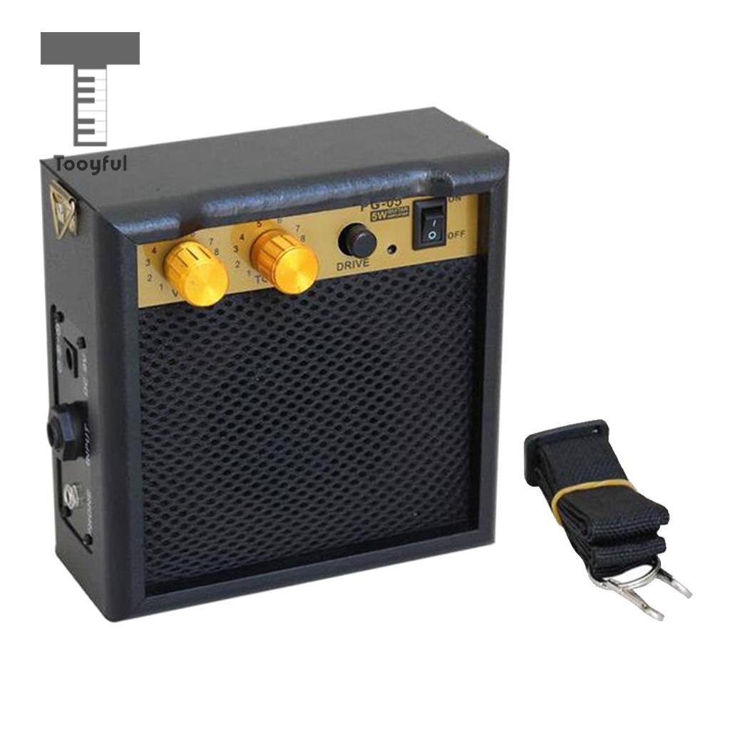 Bass Guitar Portable Amp : buy portable guitar bass 5w pg 05 speaker amplifier amp for guitar bass player ~ Hamham.info Haus und Dekorationen