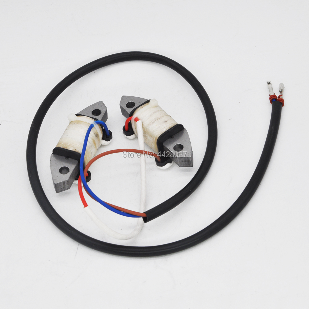 Detail Feedback Questions about CHARGE EXCITER COIL Assy fit