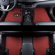 Styling Accessories Automovil Auto Automobile Accessory Protector Mouldings Decoration Carpet Car Floor Mats FOR Hyundai Mistra customized car floor mats for hyundai starex h 1 travel imax i800 h300 matrix lavita terracan high quality car styling carpet