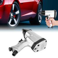 1/2Air Pneumatic Impact Wrench Gun Power Drive Removal and Installation Tools W/ EU Adapter for changing tire / assembling work