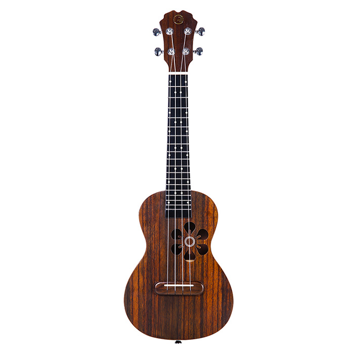 Populele S1 Smart 23 Inch Wooden Ukulele Small Guitar Intelligent Fashion Design With Indicator LED Light For Beginner Adults