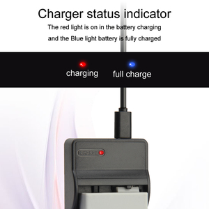 Image 5 - zhenfa USB battery Charger for PANASONIC DMC FS3 DMC FS5 DMC FS20 DMC FX30 DMC FX33 DMC FX35 DMC FX36 DMC FX37 SDR SW28