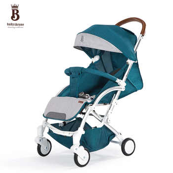 Baby Throne New Lightweight Portable Baby Stroller Foldable Pram Travel Stroller Infant Buggy Comes With 8 Free Accessories - DISCOUNT ITEM  32 OFF Mother & Kids