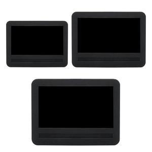 3 tamanho do carro encosto de cabeça montagem titular caso cinta de assento para ipad pendurado saco dvd tablet capa protetora para portátil dvd player tablet