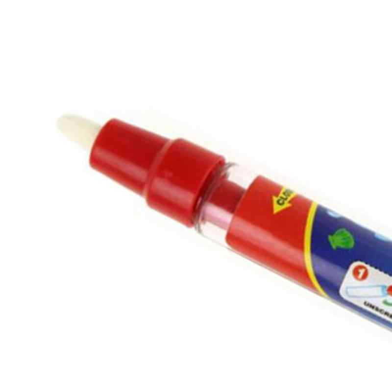 Mainan Anak Sihir Air Menggambar Pena Dapat Digunakan Kembali Air Doodle Sikat Tidak Beracun Jelas Air Lukisan Pena Mainan Anak Lukisan Mainan