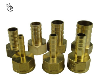 Brass Hose Fitting 4mm 6mm 8mm 10mm 19mm Barb Tail 1/8