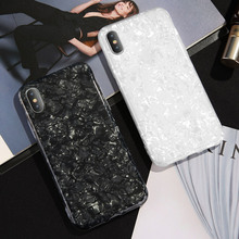 KISSCASE Glossy Phone Case For iPhone 8 7 6S 6 Plus X XS Max XR Glitter Silicone Cases Shell Cover Capa