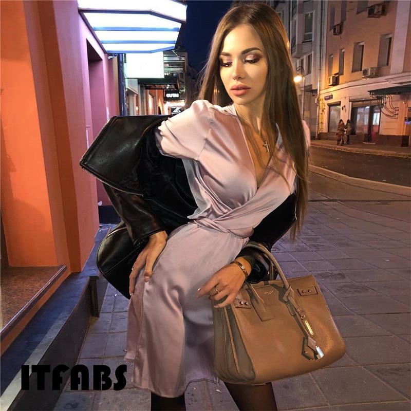 Сексуальный женский корсет со шнуровкой с длинным рукавом, облегающее платье с длинным рукавом для вечеринки, Клубная одежда, платье миди