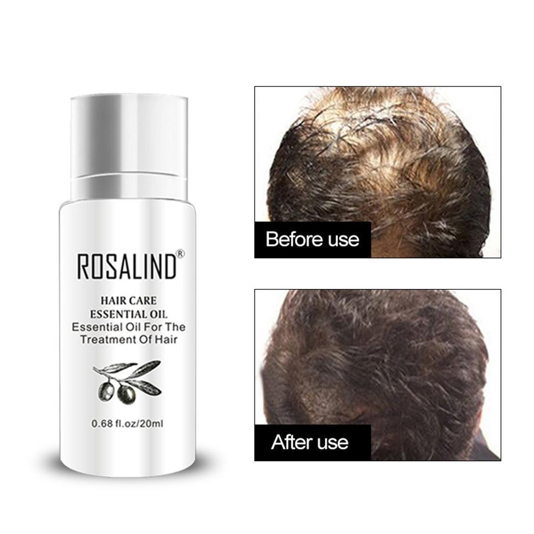 Hair Growth Thick Essential Oil Hair Care