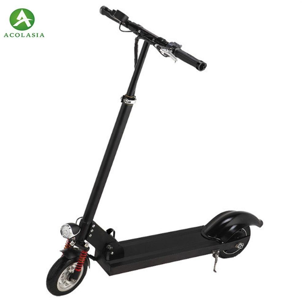 Siège électrique pliant de roue de planche à roulettes de Scooter électrique de 8 pouces 2 planent avec le Scooter électrique puissant de Hoverboard