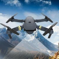 Remote Control Folding Drone HD Real time Aerial Photography Quadcopter Kit HD Drone with Camera and Brushless Motor Quadcopter