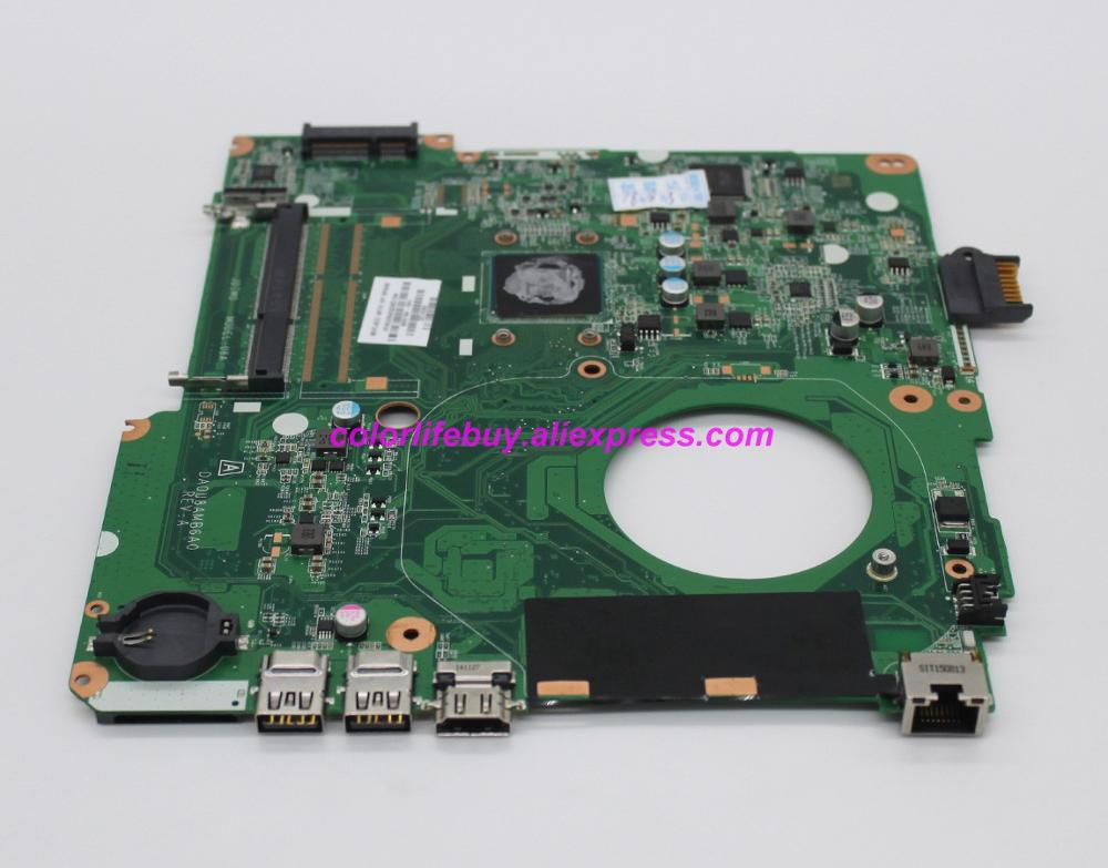 Image 5 - Genuine 828164 001 828164 601 DA0U8AMB6A0 w N2840 CPU Laptop Motherboard Mainboard for HP 15 15 F Series NoteBook PC-in Laptop Motherboard from Computer & Office