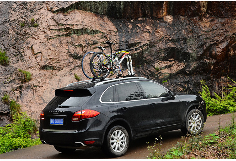 new bicycle carrier frame car roof rack suction cup type carrier rack bike roof top bike racks mtb mountain road