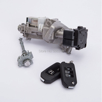 Durable In Use Auto Spare Parts For Honda 9th generation Accord car full lock door ignition lock core assembly 06350 T2A H01