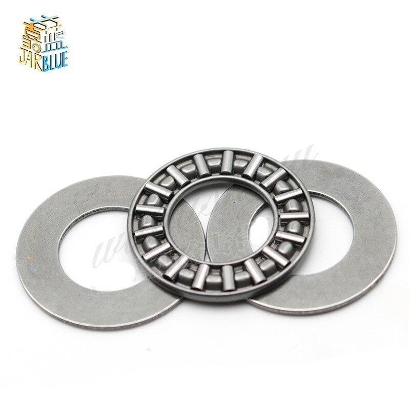 1pcs AXK110145 2AS bearing AXK110145+2AS needle roller bearing 110*145*6mm axk100135 2as thrust needle roller bearing with two as100135 washers 100 135 6mm 1 pcs axk1120 889120 ntb100135 bearings