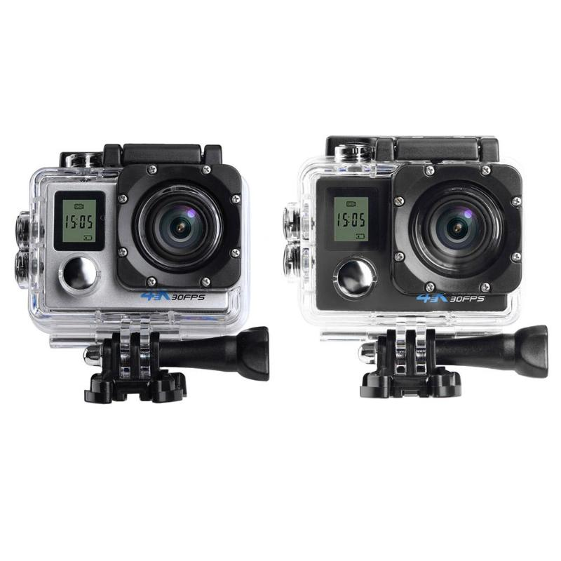Outdoor Sport Dual Screen Hd 4 K Wifi Action Kamera Wasserdichte Camcorder Sport & Action-videokamera
