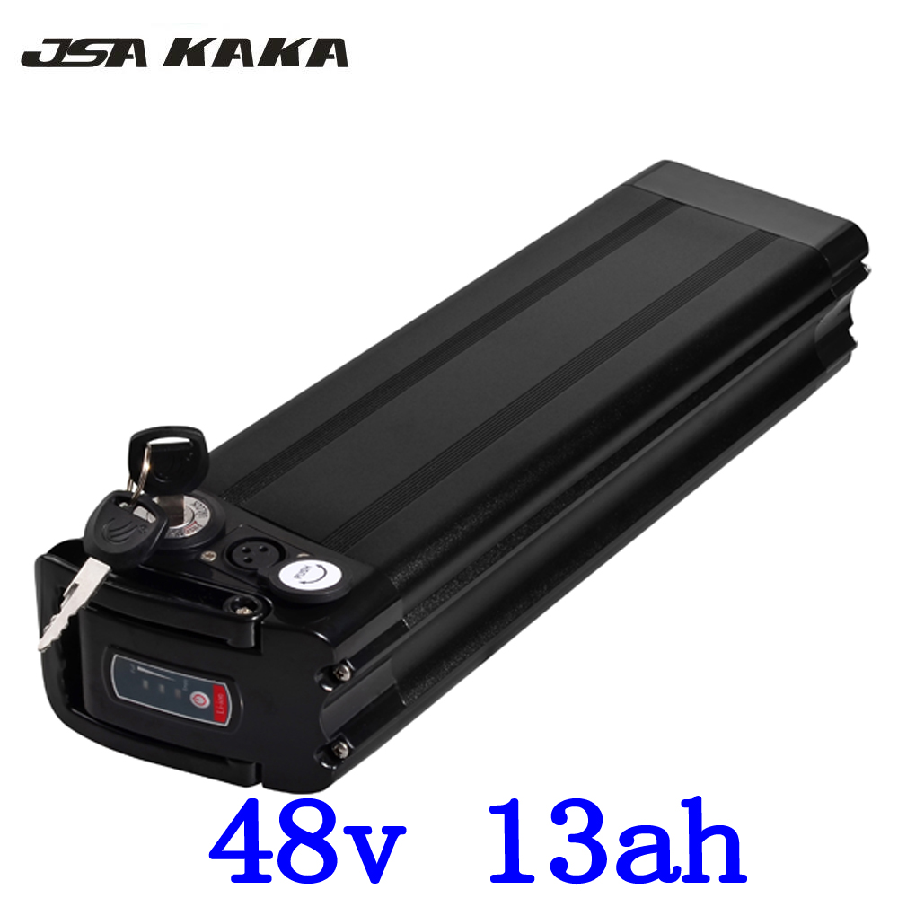 48V 13Ah electric bicycle Lithium ion Battery ebike 48v battery with 30A BMS for 250W 500W 750W 1000W Motor free shipping 48V 13Ah electric bicycle Lithium ion Battery ebike 48v battery with 30A BMS for 250W 500W 750W 1000W Motor free shipping