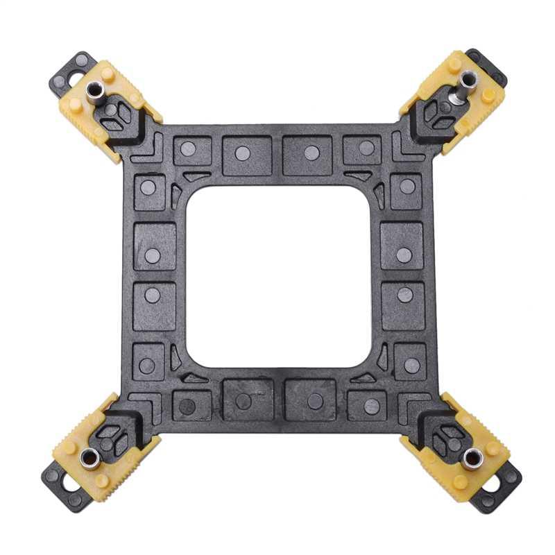 Lanshuo Cpu Lüfter Kühler Kühler Kühlkörper Stehen Für Intel Amd Lga 775/1150/1151/1155/1156/1366 (für Alle Stile Motherboard)