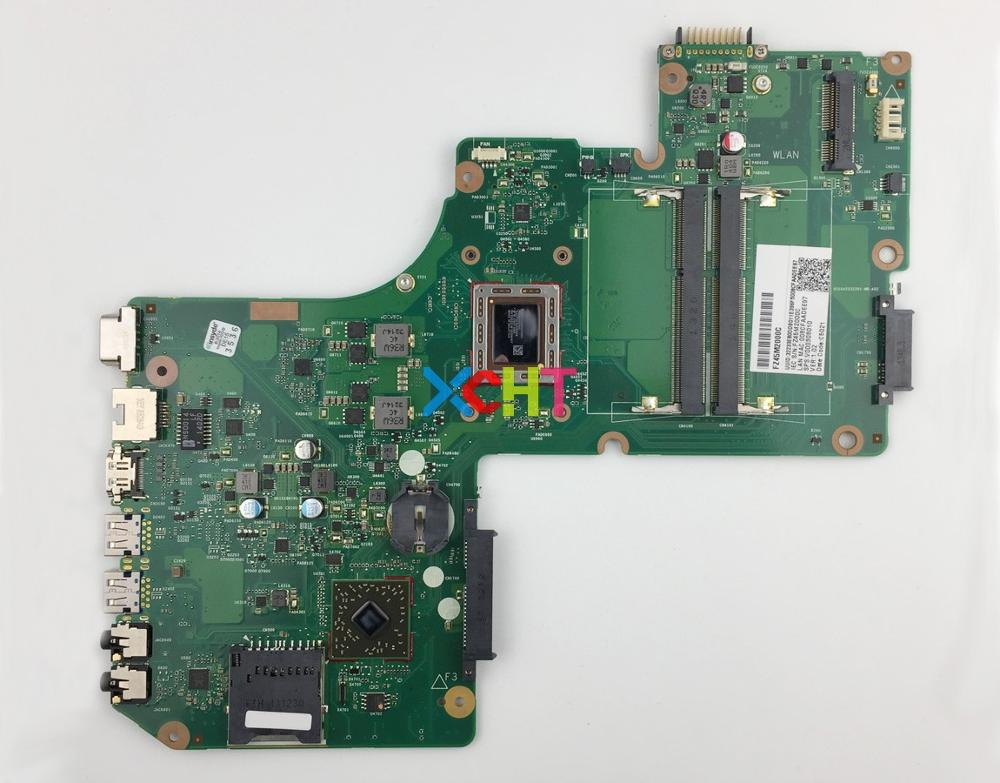 V000308010 W A8 4555M 1.6Ghz CPU For Toshiba Satellite L950D L955D Laptop Notebook Motherboard Mainboard Tested
