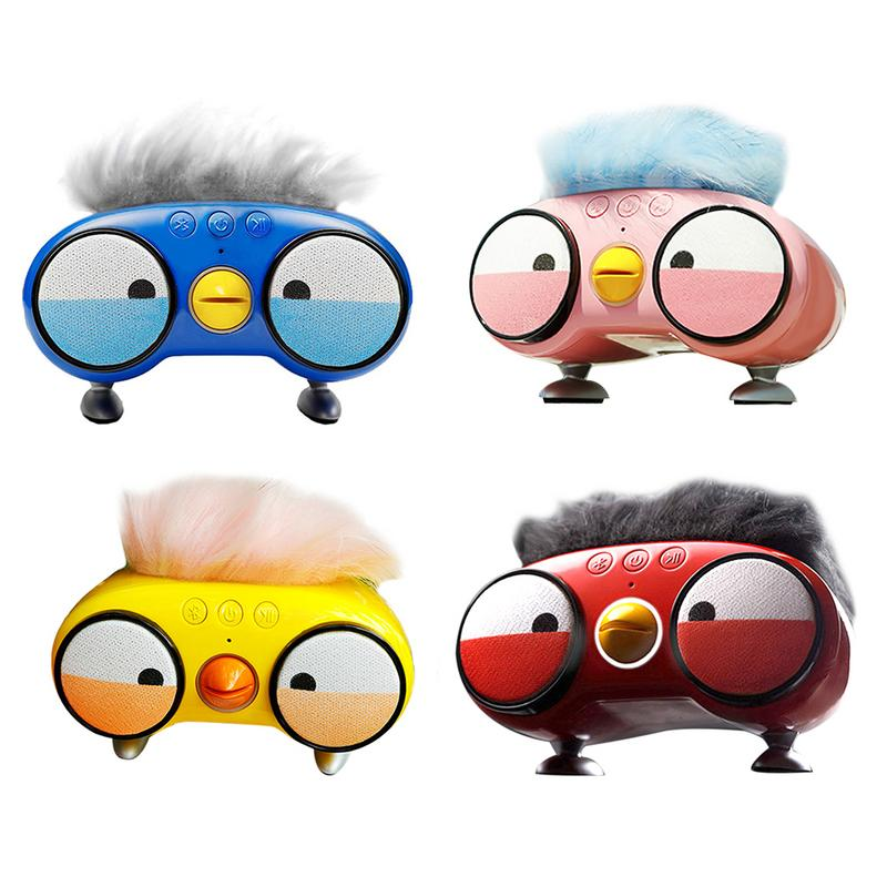 Cartoon Wireless Bluetooth Speaker For Mobile Phone Overweight Subwoofer Small Portable Outdoor Home Mini Audio