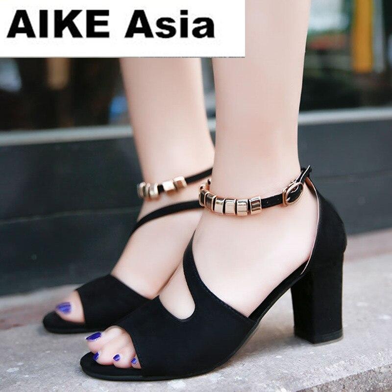 6f0a6910f7 2019 Mulheres de Verão Sapatos Bombas Vestido Sapatos de Salto Alto Sapatos  de Barco Sapatos de