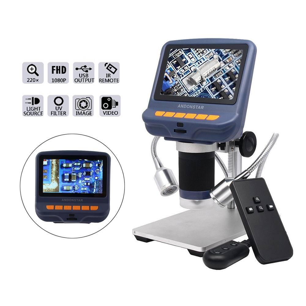 AD106S/AD106 Microscópio Digital para Reparo de Telefone Ferramenta De Solda PCB Bugs Jóias Appraisal BBiologic Uso Andonstar Microscópio