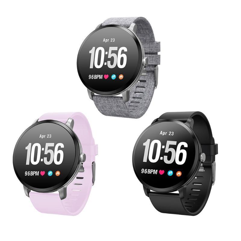 V11 montre intelligente IP67 étanche tension artérielle fréquence cardiaque sport Smartwatch