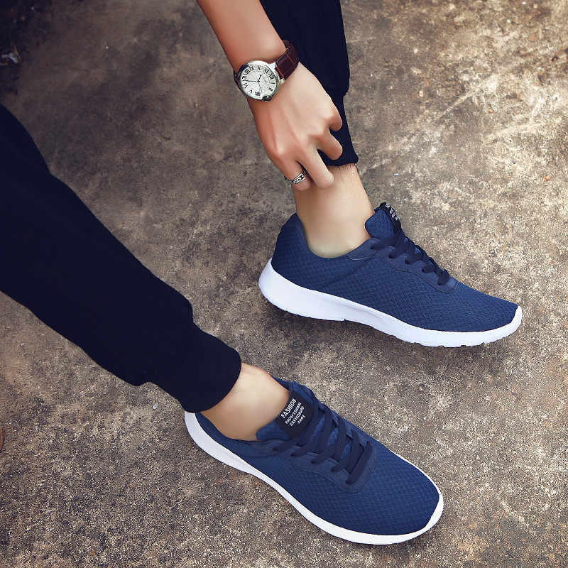 Men Running Shoes Men Basket Sneakers Outdoor Sports Shoes Male Breathable Athletic Trainers Men Walking Jogging Hombre Footwear
