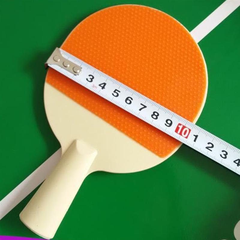 1 ensemble Mini Tennis de Table en bois Ping-Pong raquette Table Portable jeu de société jeu de Sport divertissement jouet pour enfants enfants - 3