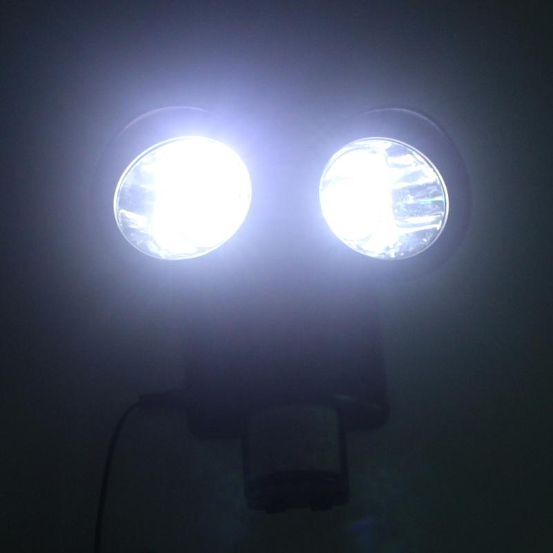 22 LED Outdoor Solar Light Dual Detector Motion Sensor Security Lighting Waterproof Street Wall Lights Garden Yard Wall Lamp
