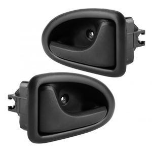 Image 4 - Interior Door Handle Cover 7700353282 Car ABS Interior Door Handle Cover Trim Bowl for RENAULT CLIO SCENIC TRAFIC MEGANE