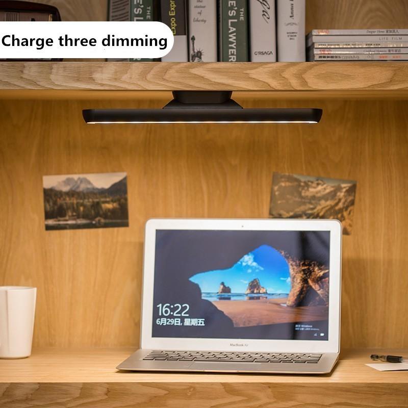 Schreibtischlampen Lampen & Schirme Aifeng Auge Usb Powered Led Licht Für Tisch Stufenlose Dimmen Flexible Metall Schwanenhals Schreibtischlampe Tischlampe Für Studie