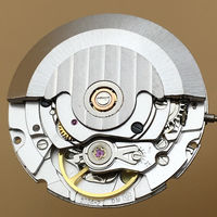 High Accuracy Mechanical Watch Automatic Movement Repair Replacement Accessories 2824 2824 2 Polish Finish For ETA Repair Parts
