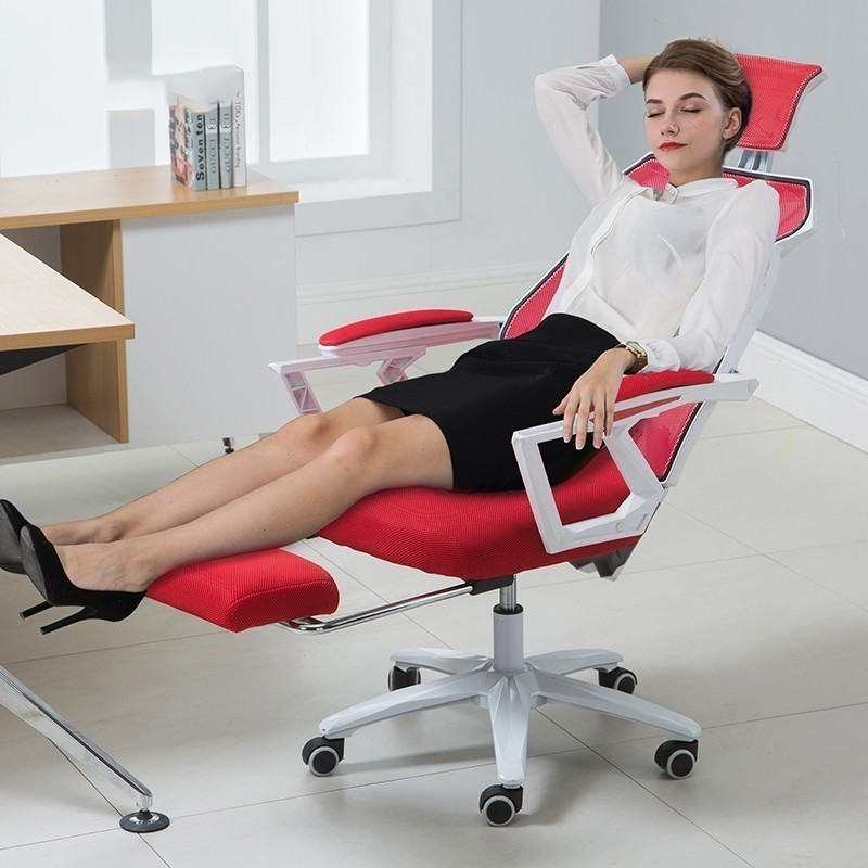 Купить с кэшбэком Sentimentally Household Work Office gaming computer Chair Netting Revolving Boss Game Competition Recommend Best silla gamer