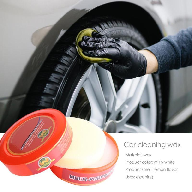 Multi Purpose Cleaner Cera em Pasta Carro Polonês Cuidados de Limpeza Encerar Polimento Ferramenta de Revestimento Polonês Cuidado Pintura Do Carro Auto Clean Tool