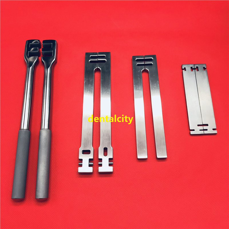 New Stainless Steel Bending Irons/Plate Bending Pliers Veterinary Orthopedics Surgical Instruments