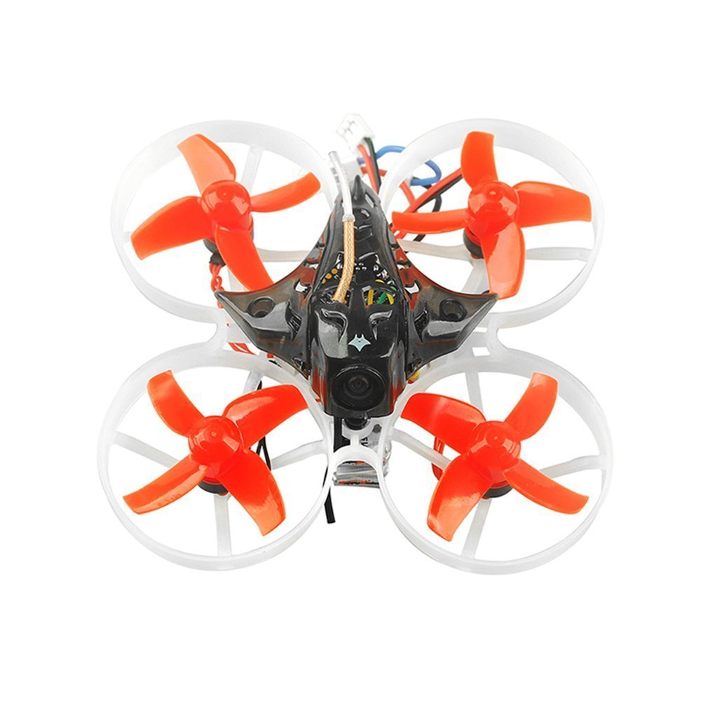Happymodel Mobula7 75mm Mini Crazybee F3 Pro OSD 2S Whoop RC FPV Racing Drone Quadcopter with Upgrade BB2 ESC 700TVL BNF happymodel mobula7 75mm crazybee f3 pro osd 2s whoop fpv racing drone quadcopter w upgrade bb2 esc 700tvl bnf compatible frsky