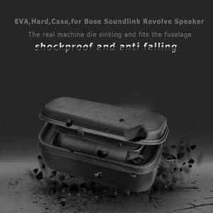Image 2 - Housse de protection EVA pour Bose Revolve sacoche de transport étanche pour Bose porte haut parleur à glissière pour Bose Soundlink Revolve Case