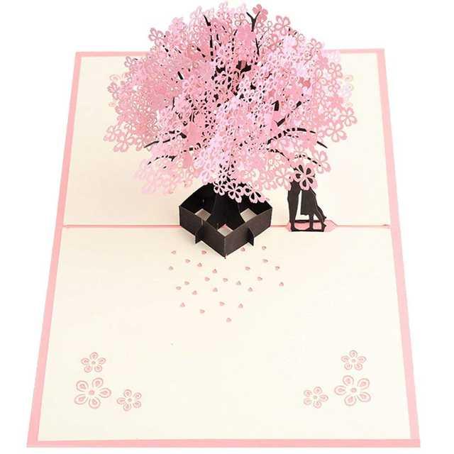 Admirable Online Shop Handmade Pop Up Romantic Birthday Anniversary Dating Personalised Birthday Cards Paralily Jamesorg