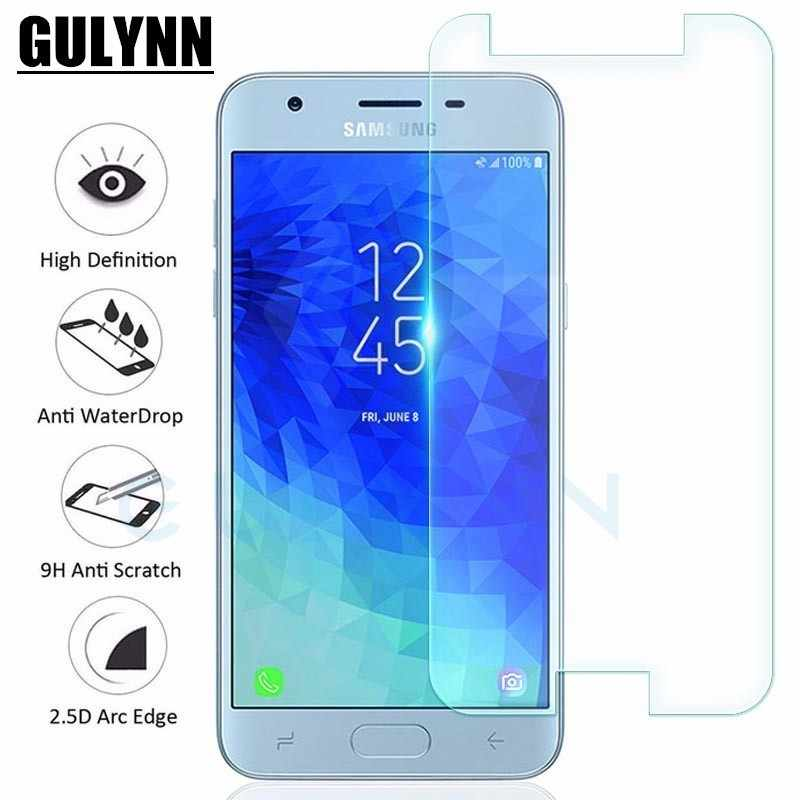 9H Tempered Glass For Samsung Galaxy A6 A8 J2 J4 J6 J8 2018  Screen Protector film For Samsung S7 J3 J5 J7 Pro Prime 2017 Film