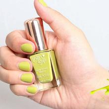For COLOR STYLE Nontoxic Ecofriendly Easy Peel Off Healthy Breathable Non-toxic Odorless Quick Dry Water Based Nail Polish
