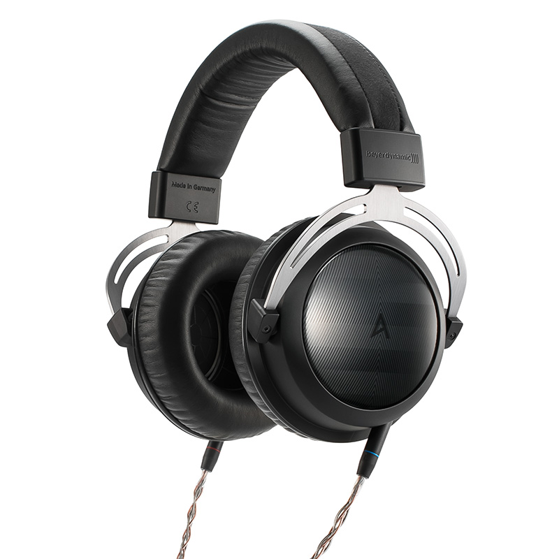 Astell&Kern beyerdynamic Special Edition AK T5p 2nd Generation Closed Back Headphones with 2.5mm Balanced Cable and3.5mm Adapter